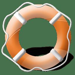 Life saver icon