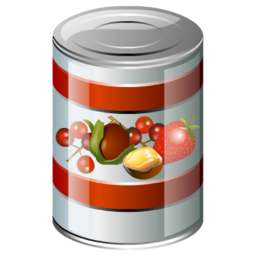 Canned food Icon | Brilliant Food Iconset | Iconshock