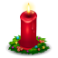http://icons.iconarchive.com/icons/iconshock/christmas/64/candle-icon.png