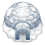 http://icons.iconarchive.com/icons/iconshock/christmas/64/igloo-icon.png