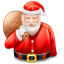 http://icons.iconarchive.com/icons/iconshock/christmas/64/santa-claus-icon.png