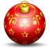Christmas-tree-ball icon
