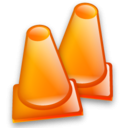 Construction-cone icon