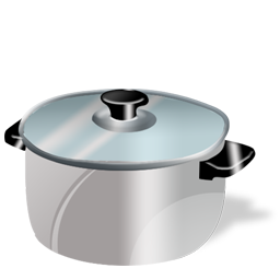 Boiler pan icon