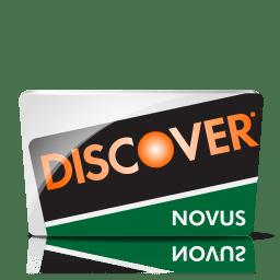 discover novus icon