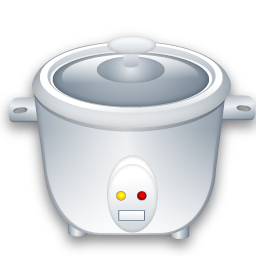 Rice maker icon
