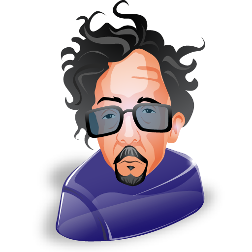 Tim burton icon