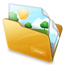Folder-images icon