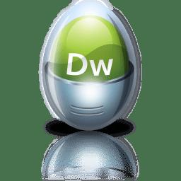 Adobe dreamweaver icon