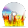 Cd-burn icon