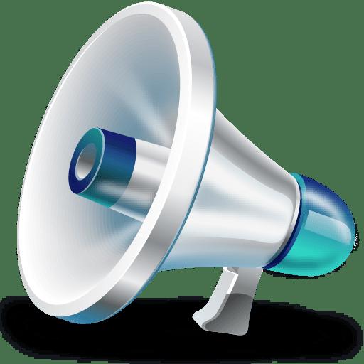 Megafono icon