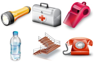 Heartquake Prevention Icons