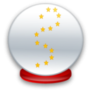 Crystal-ball icon