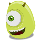 mike wazowski icon