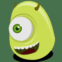 mike wazowski icon