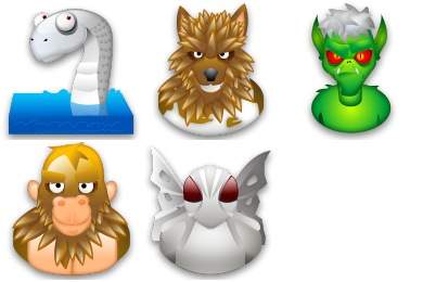 Myths Icons