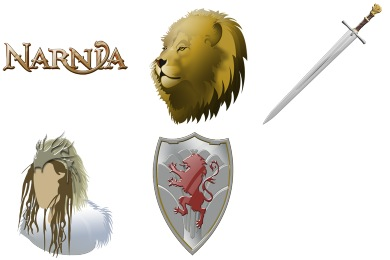 Narnia Icons