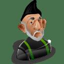 Hamid carzay icon