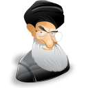 ayatollah ali khamenei icon