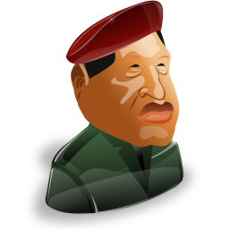 hugo chavez icon
