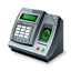 Fingerprint-reader icon