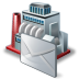 Industry-mail icon