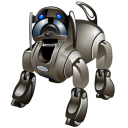 robotic pet icon
