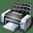 Bubble-jet-printer icon