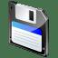 Floppy-disk icon
