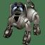 Robotic-pet icon