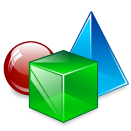 Objects Icon Real Vista Data Iconset Iconshock