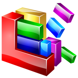 Defragmentation icon