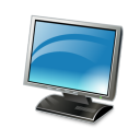 lcd monitor icon