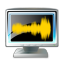 audio wave icon
