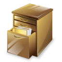 Data-management icon