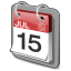 calendar icon