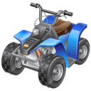 atv racing icon