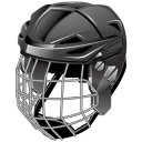 Ice-hockey-helmet icon