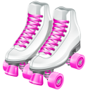 roller skates icon