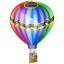 Ballooning icon