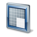 Merge cells icon