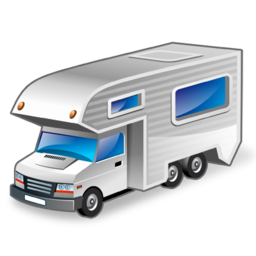 Motorhome icon