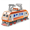 Electric-locomotive icon