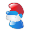 papa smurf icon