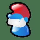 papa smurf icon