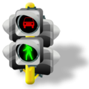 Traffic-lights icon