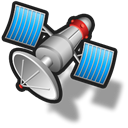 satellite icon