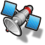 http://icons.iconarchive.com/icons/iconshock/stroke-networking/64/satellite-icon.png