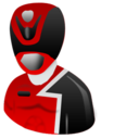 Power ranger icon