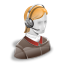 receptionist icon